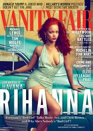 Rihanna in Cuba The Cover Story Vanity Fair