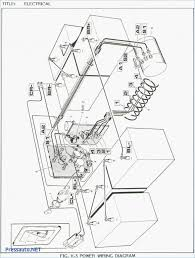 Ezgo electric golf cart wiring diagram of club car ds gas workhorse at ez go