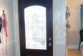 glass door window home installation