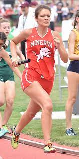"Todd Reed on Twitter: ""Congratulations to Minerva's Mack Scott, Nelle  Yankovich, Ava Burman and Sarah Carver on finishing eighth at the state  track championships in the 4x800.… https://t.co/7V13LiNo6Y"""