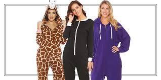 Big Feet Pjs Size Chart 10 Best Onesies For Women Cute Onesie Pajamas For Adults