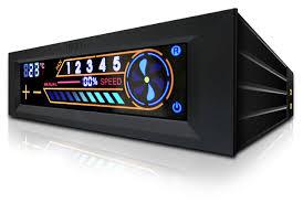 fan controller. nzxt-sentry-2-touchscreen-fan-controller fan controller n