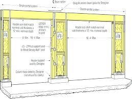 average garage height average garage door size average garage length average garage length average width of average garage height