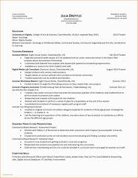 Cover Letter Examples For Job Shadowing Resume For A Job New