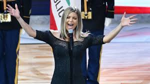 Star Mangled Banner: Fergie apologises for jazzy version of national anthem  | Ents & Arts News | Sky News