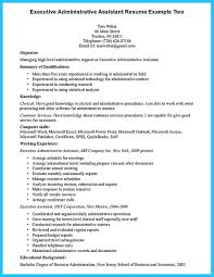 Executive Assistant Resume Cost of Resume Services Personal Finance publishing assistant 55