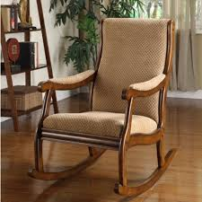 antique wooden rocking chair with laminate floor for best home ideas
