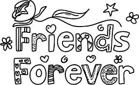 Yoohoo And Friends Kleurplaten With Forever Friends Kleurplaten