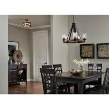 kichler lighting barrington 5light distressed black ideas for you kichler barrington 3 light chandelier