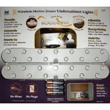 Megabrite: Wireless   Motion Sensor   Undercabinet LED Lights   Under  Counter Fixtures   Amazon.com Gallery