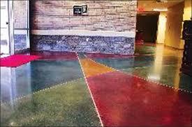 Office Building Epoxy Floors