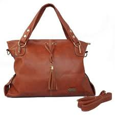Discount Coach Bleecker Tassel Large Brown Satchels CIA Clearance