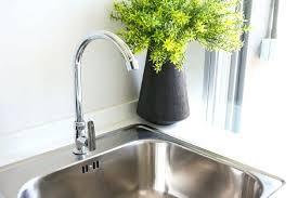 singular best kitchen countertop water filter