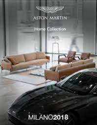 Milano 2018 Aston Martin Home Collection Aston Martin Home Collections Aston