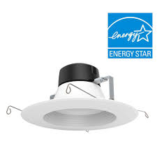 this review is from standard retrofit 5 in 6 in warm white recessed led ceiling trim light with 90 cri 12 pack