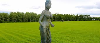 indian sculpture park