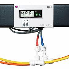 <b>HM Digital DM-2EC</b> EC Commercial In-Line Dual Monitor Meter 2x1 ...
