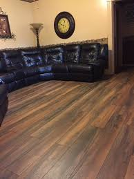 carefree maintenance authentic look of hardwood new haven harbor oak a dream home basement flooringlaminate