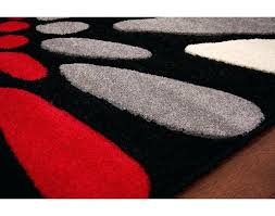 red and gray rugs red and grey rugs fashionable idea red and black rug beautiful design