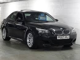 Used 2007 BMW M5 5.0 SMG 4dr for sale in West Yorkshire | Pistonheads