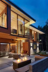 Trevor Homes Designs Split Level House Featuring An Elegant Composition Petaluma