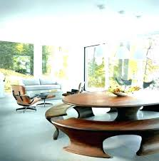 dining tables round dining table with bench seating seat amazing round dining table with bench seating