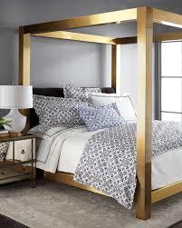 neiman marcus bedroom furniture. Bernhardt Gilded Pressley King Bed Neiman Marcus Bedroom Furniture O