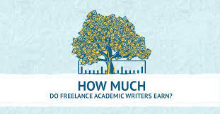 how much do academic writers make how much do lance academic writers earn in and