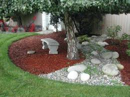 how to keep landscape rocks in place garden landscaping with rocks and  mulch outdoor landscaping with