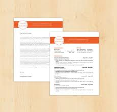Resume Template / Cover Letter Template - The Jane Walker Resume ...