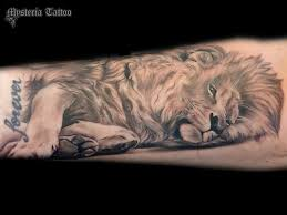 Tetování Lev Tetování Tattoo