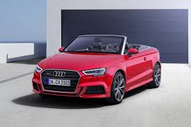2018 Audi A3 Convertible Pricing - For Sale | Edmunds