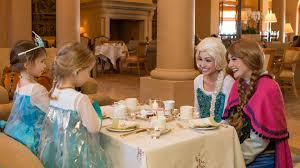 <b>Princess</b> Tea & Story Time - The Resort at Pelican Hill