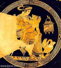 essays matisse picasso and greek mythology fig 2 pasiphaë the minotaur apulian red figure kylix c4th b c bibliothèque nationale paris