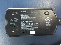 Jasco Zwave Wireless Smart Lighting Control Outdoor Module Zw4201