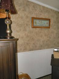 covering vinyl walls in mobile homes with wallpaper