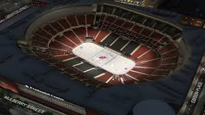 Nj Devils Seating Chart 3d New Jersey Devils Virtual Venue By Iomedia