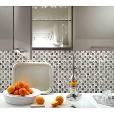 silver glass tile backsplash ideas bathroom mosaic tiles plating craftsman square tile wall stickers shower