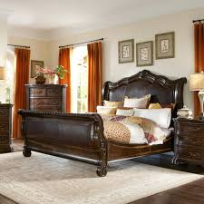 Sleigh Bed Bedroom Sets Astoria Grand Evelyn Sleigh Customizable Bedroom Set Reviews
