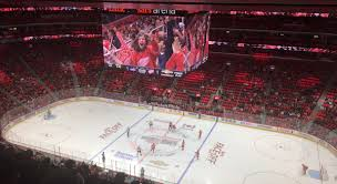 Detroit Red Wings Stadium Seating Chart 69 Rigorous Little Caesars Arena Layout
