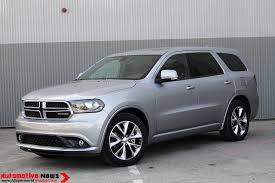 Automotive News: 2014 Dodge Durango