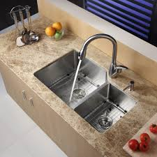 stainless steel kitchen sinks reviews new undermount kitchen sinks stainless steel 16 gauge undermount image of