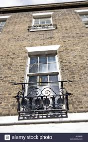 Decorative Window Boxes Georgian decorative ironwork window box with palm motif and six 53