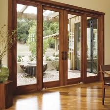 pella wood french doors