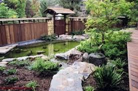front yard japanese garden design
