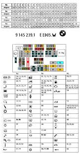 bmw e fuse box diagram bmw wiring diagrams