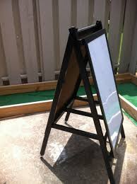 Classroom Easel My Husband Made One Side Is A White Board