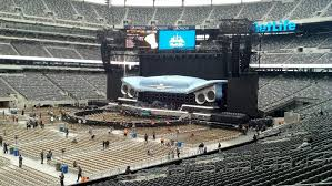 Metlife Stadium Wrestlemania 35 Seating Chart Metlife Stadium Section 115a Concert Seating Rateyourseats Com