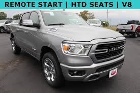New 2019 Ram 1500 Big Horn/Lone Star 4D Crew Cab in Mount Pleasant ...