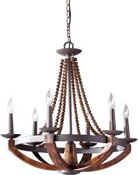 full size of full image for round wood chandelier hampton bay barcelona 6 light rustic iron